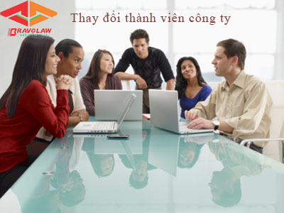 thay doi thanh vien cong ty